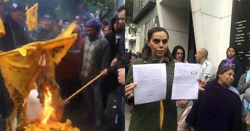 Renuncia de Diana Sánchez al PRD tiene tintes electoreros: Raúl Flores