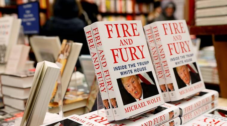 El libro que tiene furioso a Donald Trump se puede bajar hasta de Whatsapp