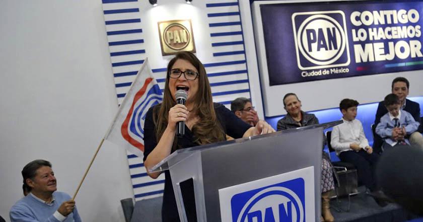 precandidatos del Frente PAN-PRD-MC a delegados en CDMX