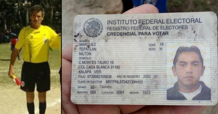 Fubolista amateur mató a golpes a un árbitro en Xalapa, Veracruz