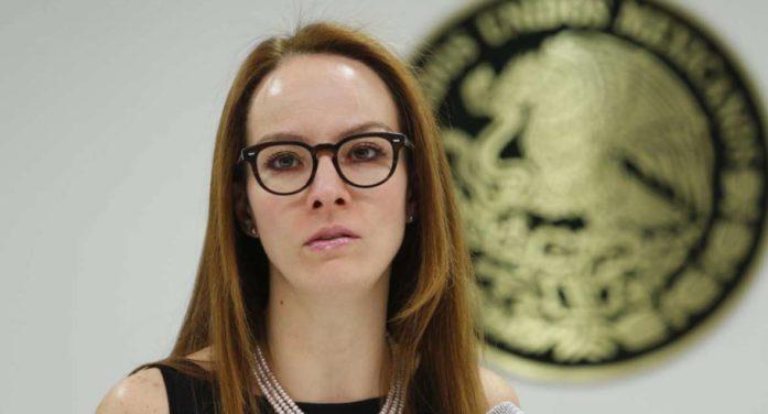 La Senadora Gabriela Cuevas renuncia al PAN para apoyar a AMLO