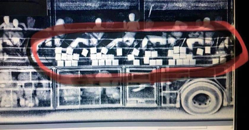 camión de pasajeros millón, efectvo reynosa