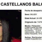 Joven Gloria Castellanos fue asesinada, estuvo 5 días desaparecida