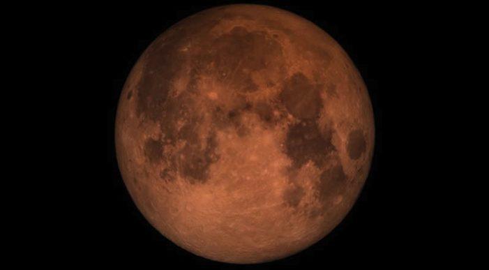 NASA: aprendizajes científicos del eclipse lunar del próximo 31 de enero
