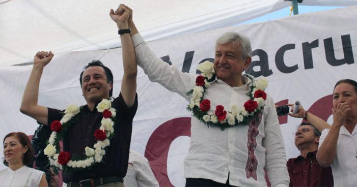 'No caeré en provocaciones de Yunes, vamos bien en Veracruz': AMLO