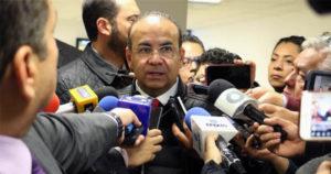 Alfonso Navarrete Prida, titular Secretaría de Gobernación (Segob)