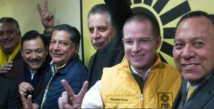 Ahora en Jalisco miles renuncian al PRD para apoyar a AMLO y Morena