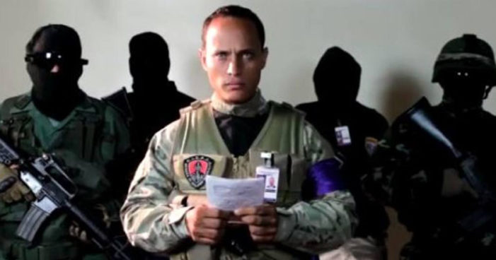 Desmantela Venezuela a grupo de Óscar Pérez, autor de ataques a edificios de gobierno