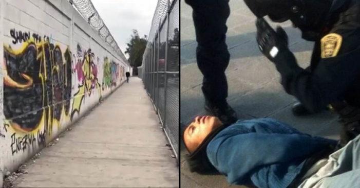 Policía extorsiona a jóvenes en zona donde detuvieron a Marco Antonio