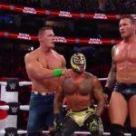 Rey Mysterio vuelve a la WWE y debuta Andrade 'Cien' Almas (VIDEO)