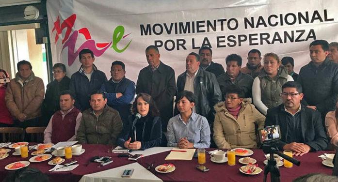 Se van a Morena 50 mil militantes del PRD en Edomex