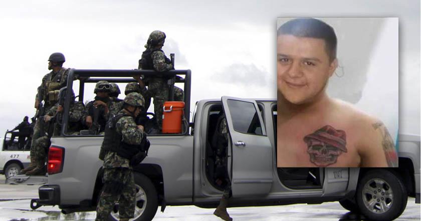 Abaten a líder de grupo delictivo en Reynosa