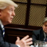 Trump arremete contra su exasesor, Steve Bannon por denunciar a sus hijos