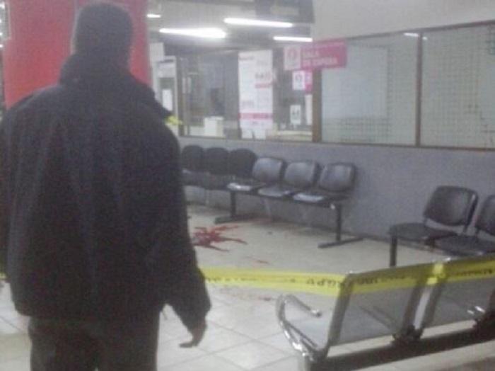 Policía de investigación dispara contra dos empleados de la Procuraduría capitalina