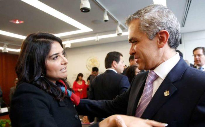 Alejandra Barrales será la candidata del PRD para la Ciudad de México