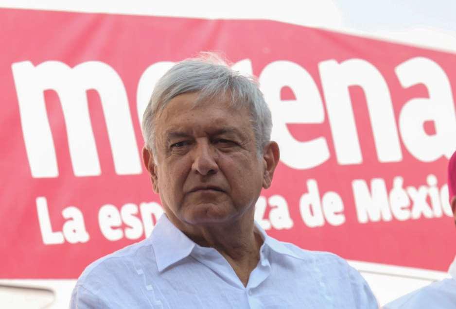 Morena denuncia 'guerra sucia' en Venezuela contra AMLO