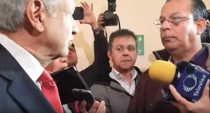 Activista gay del PRI rechazado por Meade dialoga con AMLO (video)