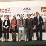 Conoce a los ciudadanos que propone AMLO para fiscal general, anticorrupción y Fepade