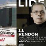 Descubren quien pintó las bardas a favor de AMLO en Venezuela
