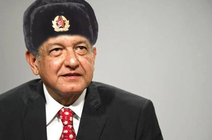 AndresManuelovich esperando el oro ruso, causa revuelo en las redes (Memes)