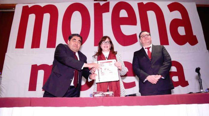 Lista de los aspirantes a diputados plurinominales por Morena