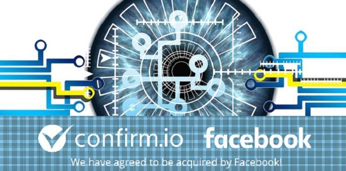 Facebook adquiere empresa de identificación biométrica