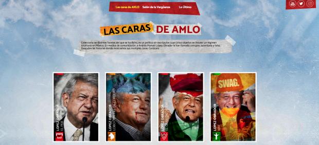 Morena exige al INE que cierre sitio web que calumnia al partido y a AMLO