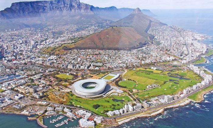 Ciudad del Cabo: la primera ciudad del mundo en quedarse sin agua