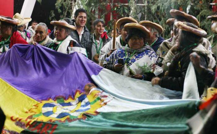 Consejo Supremo Indígena de Michoacán se pronuncia contra el gobierno del estado