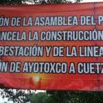 Cuetzalan: Confirman denuncia penal de CFE contra ambientalistas