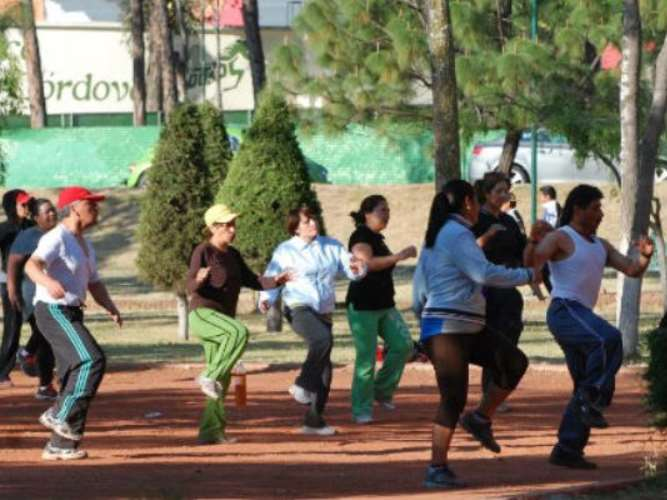 Sólo el 42.4% de los mexicanos practica algún tipo de ejercicio