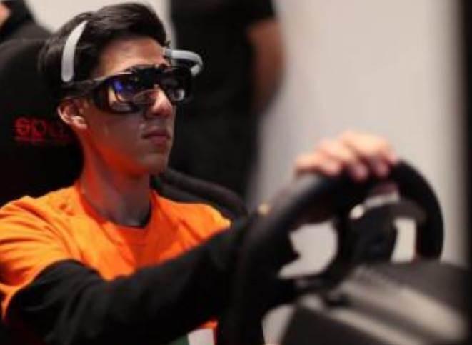 Estudiante de la UNAM se convierte en el mejor piloto gamer de fórmula 1 en Latinoamérica