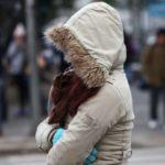 Frente frío 23 mantendrá temperaturas inferiores a los -5 grados
