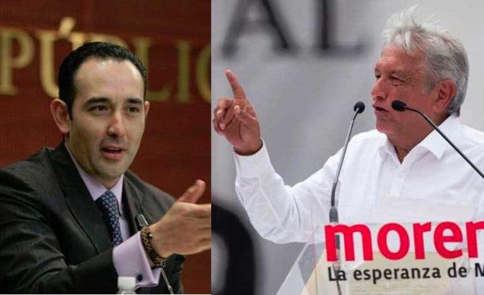 AMLO no es un peligro para México, hay que tomarle la palabra: Gil Zuarth