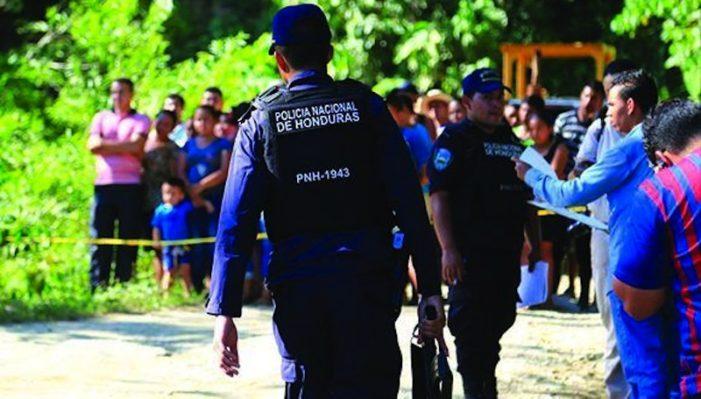 Honduras: con apoyo de Estados Unidos, policía asesina manifestantes