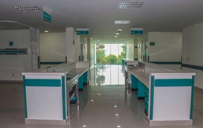 Edomex construyó hospital, pero no lo equipó, ni contrató médicos, ni lo abrió
