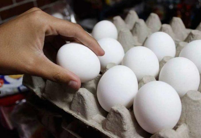 Por gasolinazo, también aumentó precio del huevo: vendedores