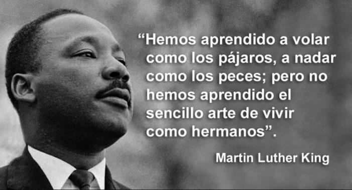 """El renacer de la """"Campaña de los pobres"""" de Martin Luther King Jr."""