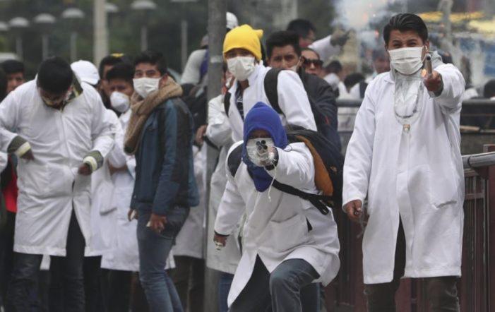 Huelga de médicos en Bolivia duró 47 días, y ganaron… parcialmente