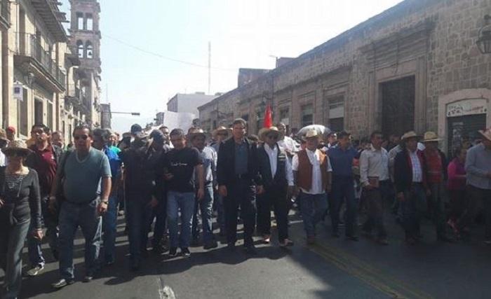 Universidad Michoacana en huelga por falta de pago a sus trabajadores
