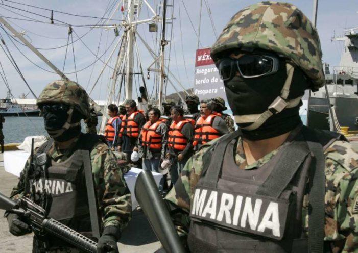 Marina torturó y vinculó a joven con Los Zetas por tener tatuaje: CNDH