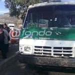 Hombre recibió tres balazos y fue trasladado en el microbús en el que lo asaltaron en Ecatepec