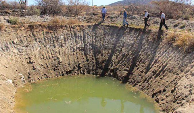 Comuneros prohíben 21 concesiones mineras en dos municipios de Chiapas