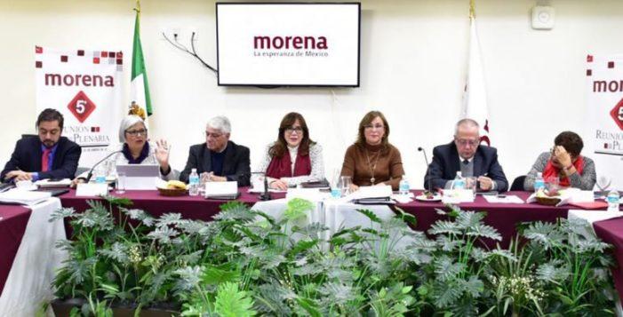Morena impulsará combate a la corrupción y regulación de publicidad gubernamental