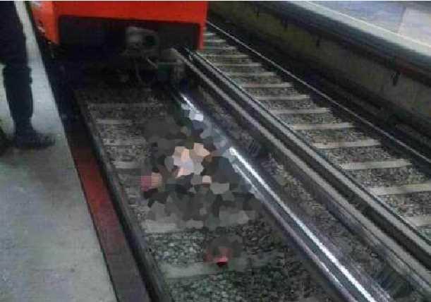 Hombre se arroja a las vías del Metro y muere en estación La Viga