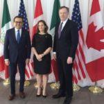 Persisten diferencias en renegociaciones de TLCAN