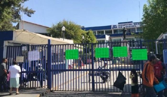 Gobierno de Michoacán incapaz de pagar a maestros y médicos; se fueron a paro