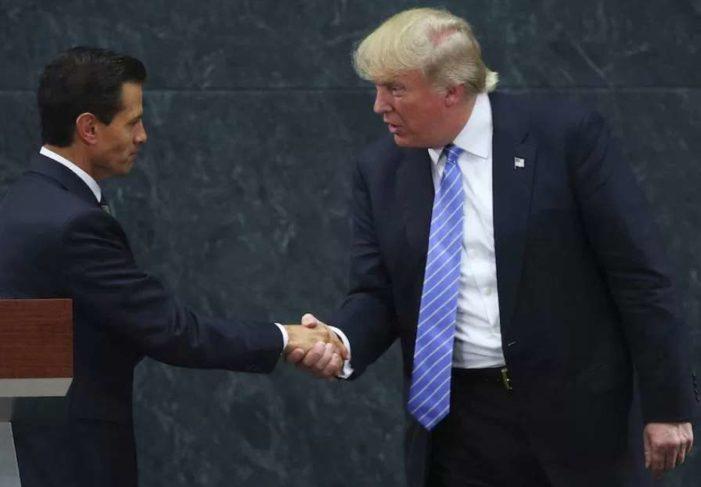 Yerno de Trump intentó pactar muro fronterizo con Peña Nieto