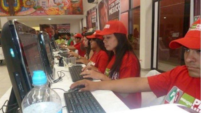 'Peñabots' no existen, EPN maneja sus cuentas, dice presidencia; pero Oxford los contradice