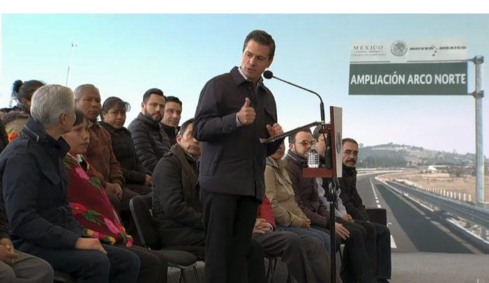 Peña Nieto: Los ciudadanos son muy irritantes en Redes Sociales y no reconocen avances
